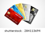 Collection Of Credit Cards ....