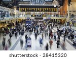 Liverpool Street Station In Th...