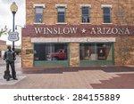 Winslow  Az Usa   April 17  ...