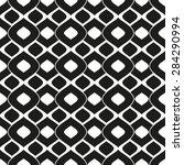pattern geometric seamless... | Shutterstock .eps vector #284290994