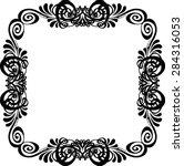 frame 6 | Shutterstock .eps vector #284316053