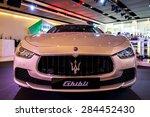 bangkok  thailand   june 3 ...   Shutterstock . vector #284452430