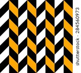 seamless geometric vector... | Shutterstock .eps vector #284560973
