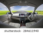 travel by car | Shutterstock . vector #284611940