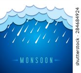 Background For Happy Monsoon...