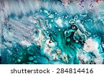 precious pattern  | Shutterstock . vector #284814416