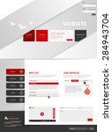 creative template for website ...