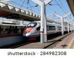 moscow  russia   june  03 2015  ...   Shutterstock . vector #284982308