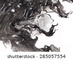 abstract ink background marble