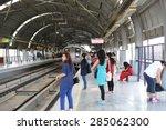 editorial  gurgaon  delhi ...   Shutterstock . vector #285062300