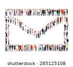 achievement idea many... | Shutterstock . vector #285125108