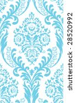 seamless floral background   Shutterstock .eps vector #28520992