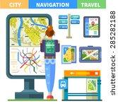 Navigating The City. Public...