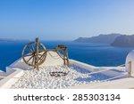 Santorini Island In Cyclades ...