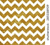 seamless chevron pattern with... | Shutterstock .eps vector #285338939