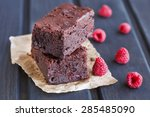 Chocolate Brownie With...