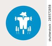 scarecrow icon.