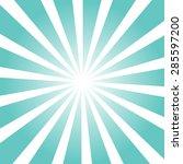 ray background yellow vector...   Shutterstock .eps vector #285597200