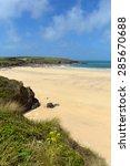 Beautiful Cornish Beach Harlyn...