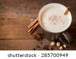 Masala Chai With Spices....