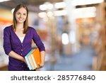 student  university  college... | Shutterstock . vector #285776840