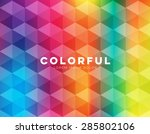 Vector Colorful Geometric...