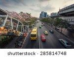 bangkok  thailand   april 8  ... | Shutterstock . vector #285814748