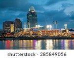 Cincinnati   April 12  Great...