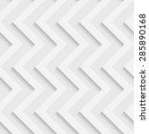 seamless zigzag pattern. vector ... | Shutterstock .eps vector #285890168