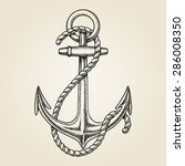 Vector Hand Drawn Nautical...