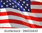 united states flag useful as a... | Shutterstock . vector #286016633