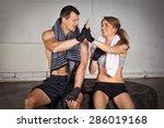 Hands Together   Fitness Team...