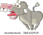 the illustration shows a... | Shutterstock .eps vector #286102919