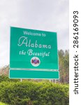 Welcome To Alabama The...