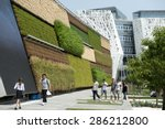 milan  italy june 05  2015 ...   Shutterstock . vector #286212800