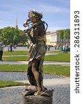 saint petersburg  russia   june ... | Shutterstock . vector #286311893