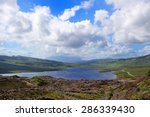 Lake And Mountains In Isle Of...