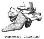 Court Shoes Under Louis Xiv ...