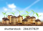 wealth  concept  thai. | Shutterstock . vector #286357829