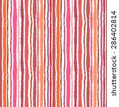 seamless strip pattern.... | Shutterstock .eps vector #286402814