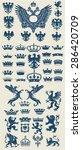Mega Heraldic Set.