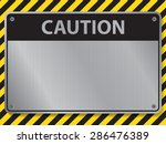 Caution Sign  Illustration...