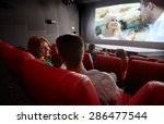 cinema  entertainment ... | Shutterstock . vector #286477544