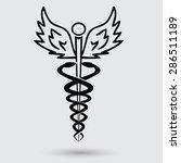 medical symbols   Shutterstock . vector #286511189