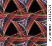 Abstract Seamless Triangular...