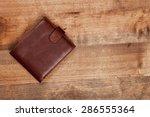 Stock photo wallet card credit 286555364