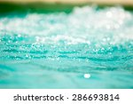 bokeh light background in the... | Shutterstock . vector #286693814