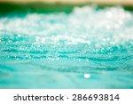 bokeh light background in the... | Shutterstock . vector #286693814