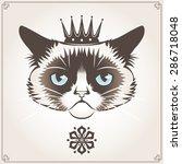 vector illustration of the... | Shutterstock .eps vector #286718048
