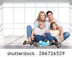 fater  day  son. | Shutterstock . vector #286726529
